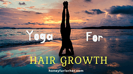 Yoga For Hair Growth Feature Image