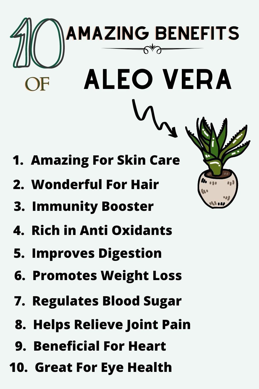 Aloe Vera Ghrit Kumari Pinterest Pin 2