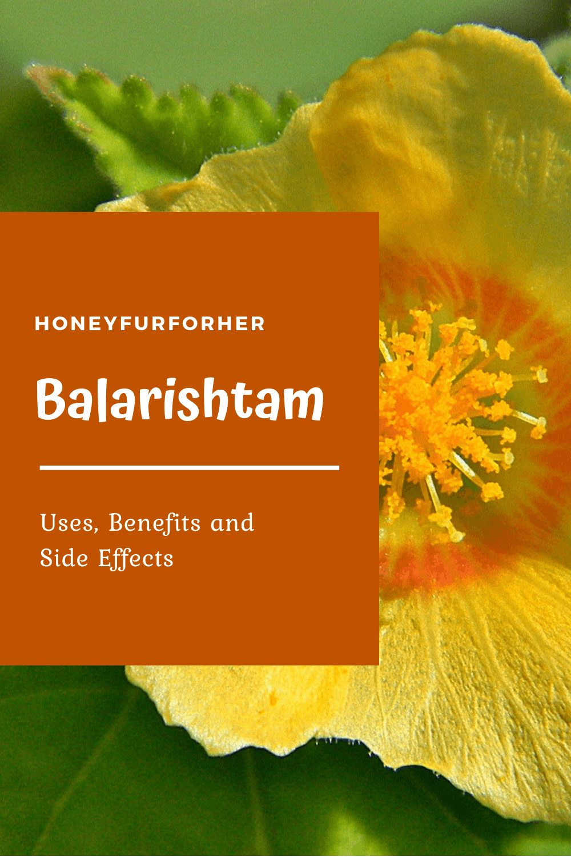 Balarishtam Uses Benefits Side Effects #ayurvedicmedicine #ayurveda #ayurvedalife #honeyfurforher