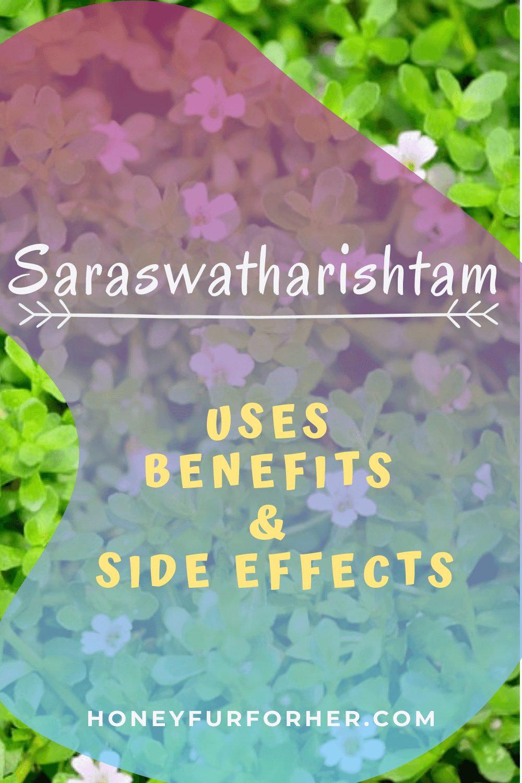 Saraswatharishtam Uses, Benefits, Dosage, & Side-Effects #ayurvedicmedicine #ayurveda #ayurvedalife #honeyfurforher