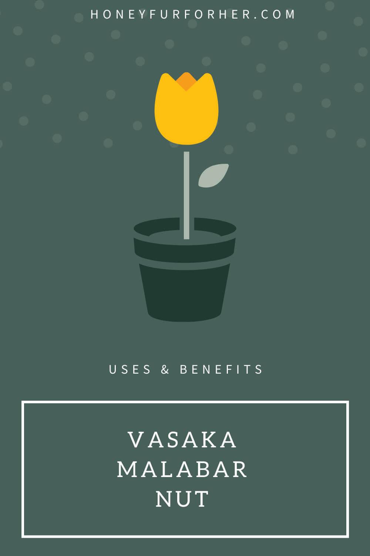 Vasaka Benefits Pinterest Graphics