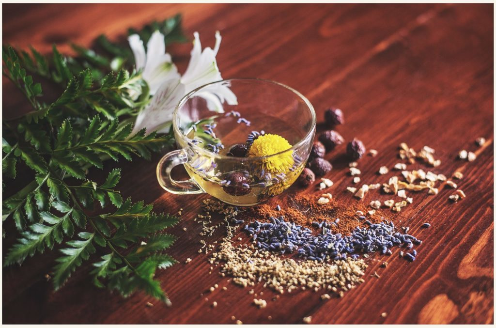 Herbs for anxiety and depression