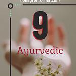 9 Best Ayurvedic Herbs For Skin Diseases Pinterest Graphic