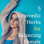 Ayurvedic Herbs For Balancing Female Hormones Pinterest Graphics Pin 4