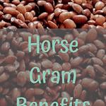 Horse Gram Benefits Pinterest Pin
