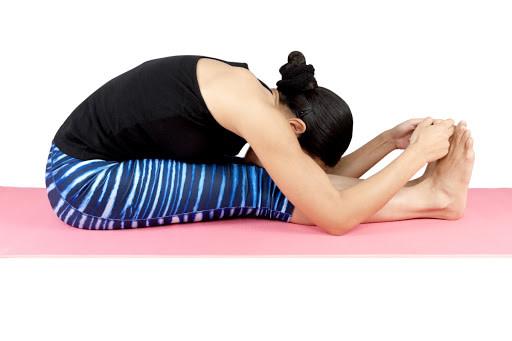 Paschimottanasana Forward Bend Pose