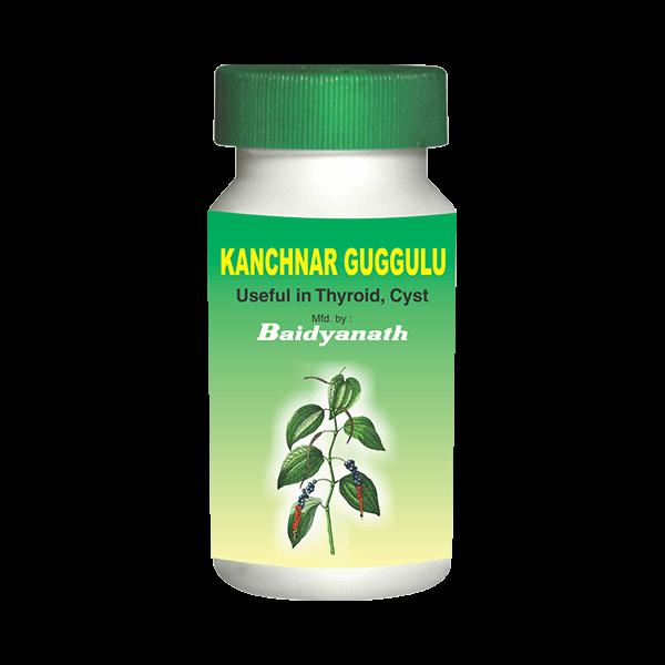 Kanchnar Guggulu Baidyanath