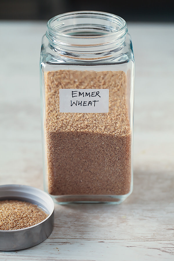 Khapli Wheat