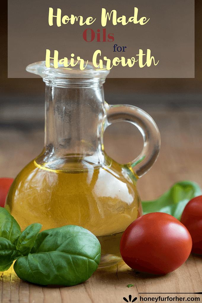 Homemade Hair Growth Oil, Best Ayurvedic Hair Oil For Hair Growth, Coconut Oil For Hair Growth, Hair Care At Home, Castor Oil For Hair Growth #ayurveda #honeyfurforher