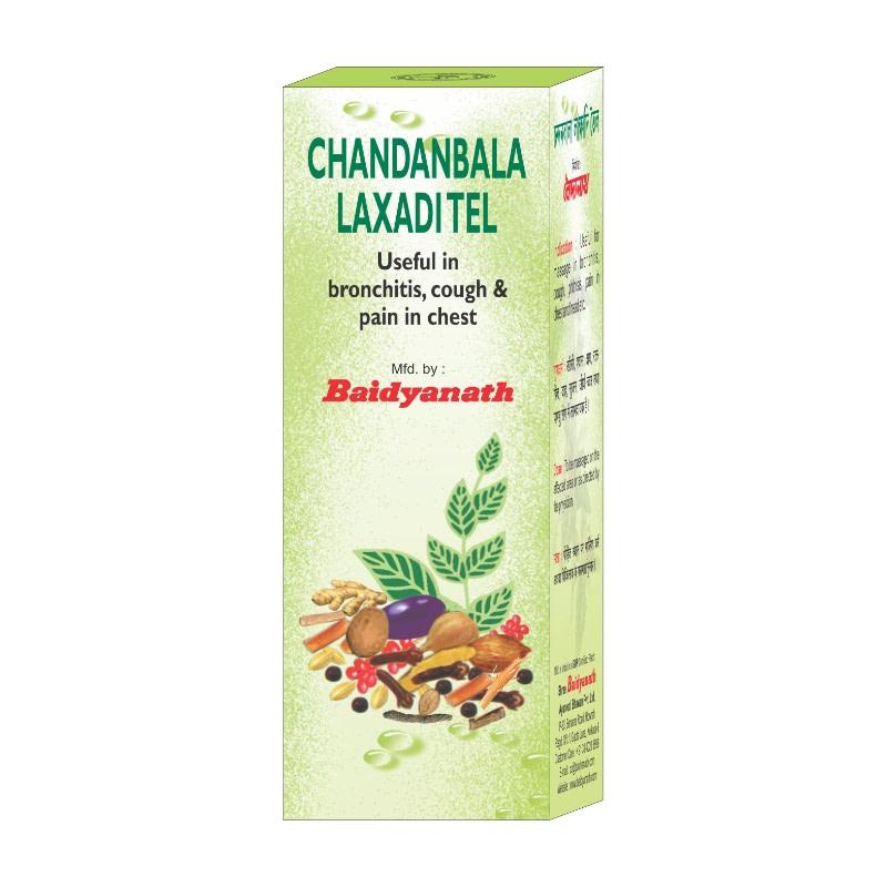 Chandanbala Lakshadi Taila