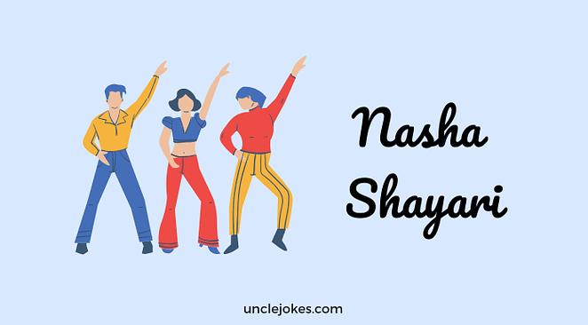 Nasha Shayari Feature Image