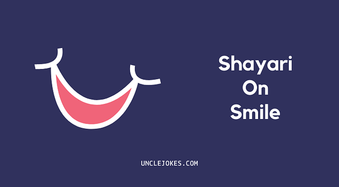 Shayari On Smile Feature Image