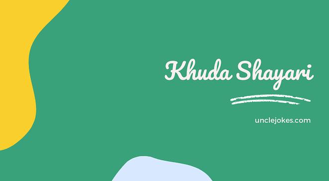 Khuda Shayari Feature Image