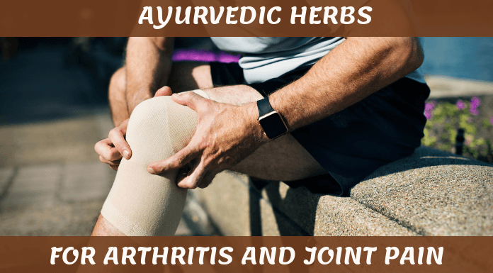 Ayurvedic Herbs For Arthritis and Joint Pain Feature Image